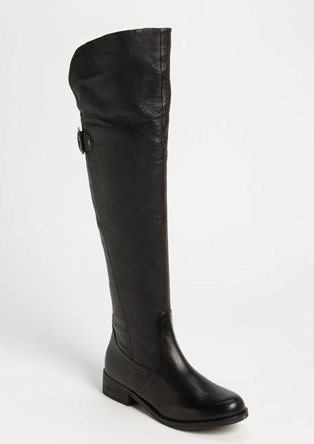 'OTK' Over the Knee Boot, $139.95