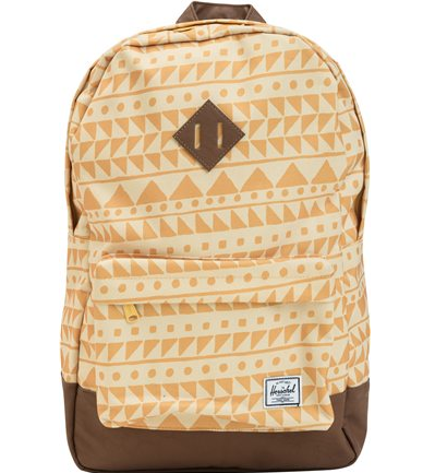 Herschel Heritage Backpack, $55.00