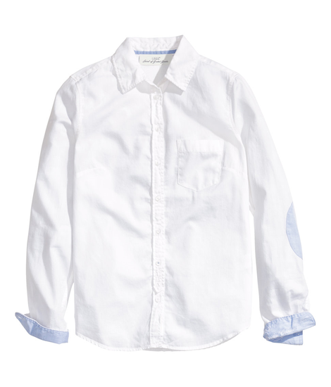 $29.95, Cotton Shirt, H&M