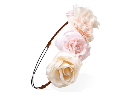 $5.80, Flirty Flower Crown, Forever 21