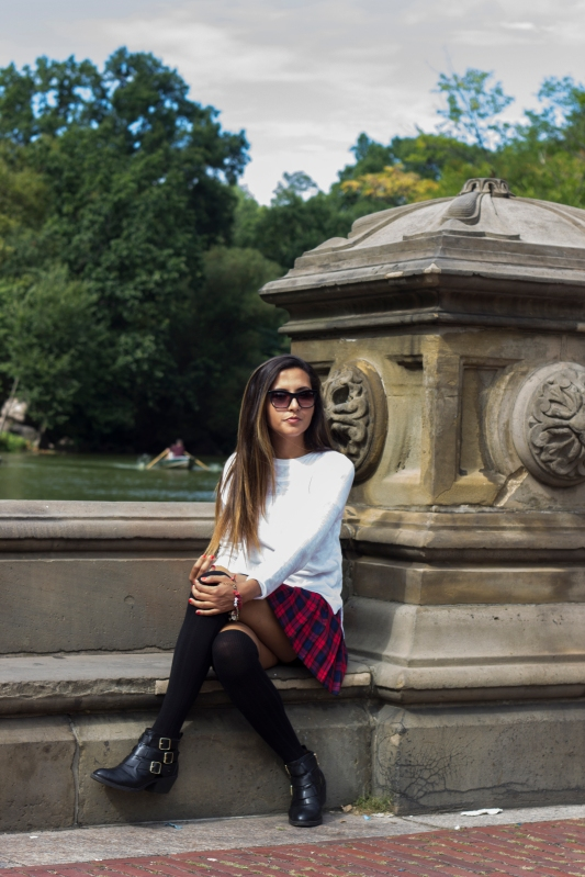 "Raquel Paiva, one of our bloggers for ""The Next Level; Life + Fashion"" issue!"