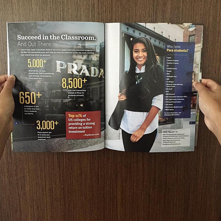 Pace University Brochure