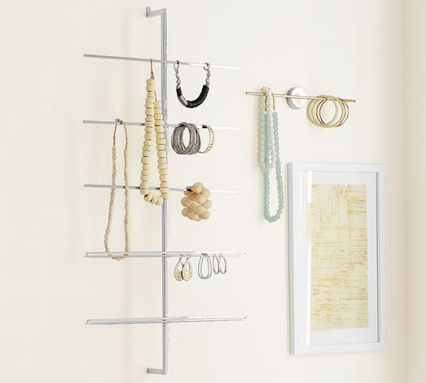 Pottery Barn: Ruby Wall-Mounted Jewelry Hangers, $19.99 – $54.99