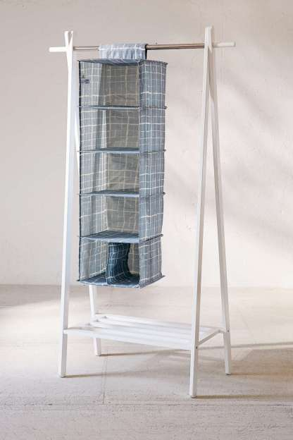 Urban Outfitters: Gridlock Hanging Sweater Organizer, $19
